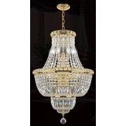Worldwide Lighting Empire 12 Light Chandelier
