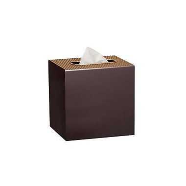 NU Steel Selma Boutique Tissue Box Cover