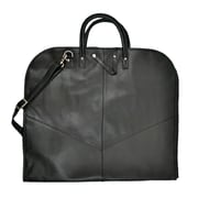 Royce Leather Vegan Leather Garment Cover Suit Bag