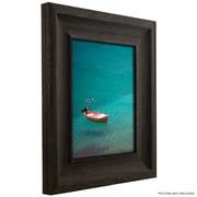 Craig Frames Inc. 2.5'' Wide Distressed Wood Picture Frame / Poster Frame; 5'' x 7''