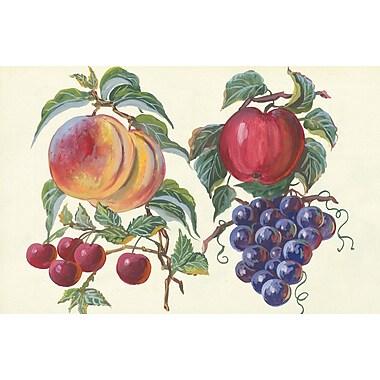 Belle Banquet Fruitmarket Placemat (Set of 6)