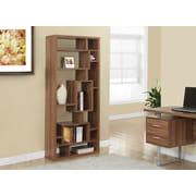 Monarch Specialties Inc. Monarch 72'' Standard Bookcase