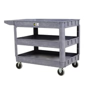 Vestil 3 Shelves Utility Cart