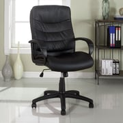 Hokku Designs Smithy High-Back Office Chair with Casters