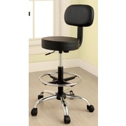 Hokku Designs Gorden Mid-Back Office Chair with Casters