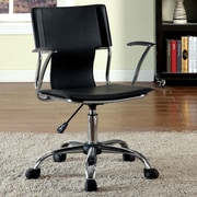 Hokku Designs Monikka High-Back Office Chair with Casters