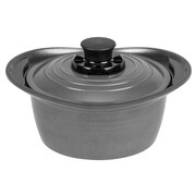 IRIS Smart Steam Deep Pan with Lid; 4.7 Quarts