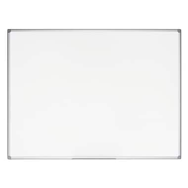 MasterVision Earth Magnetic Porcelain Dry Erase Board, 72