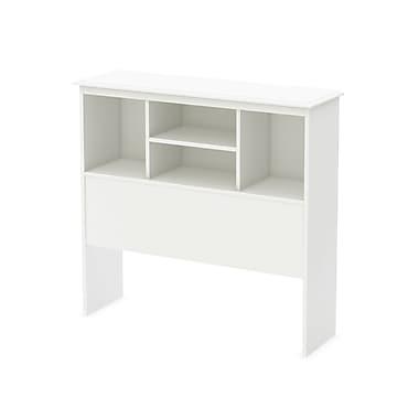 South Shore Callesto Twin Bookcase Headboard (39''), Pure White
