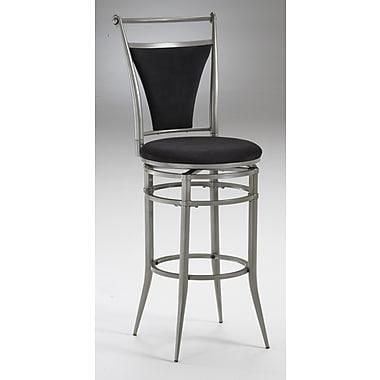 Hillsdale Cierra 26'' Swivel Bar Stool with Cushion