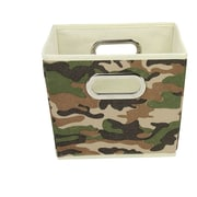 Household Essentials Twin Pack Bins; Small