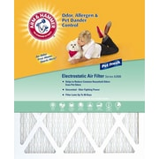 DuPont Arm and Hammer Pet Fresh Pet Protection Air Filter; 20'' x 25''