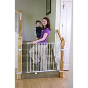 Regalo Top of Stairs Extra Tall Gate