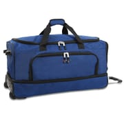 J World Piton 30'' 2 Wheeled Duffel; Navy
