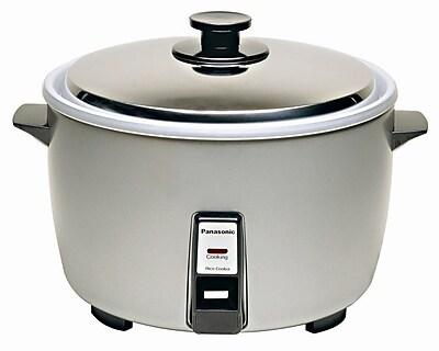 Winco Alu 23 Cup Rice Cooker WYF078277418531