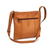Le Donne Leather Derosa Crossbody Bag; Tan