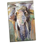 Portfolio Canvas Soft Safari Ivory by Frank Parson Painting Print on Wrapped Canvas