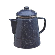 Coleman Percolator 9 Cup Enameware Coffee Maker