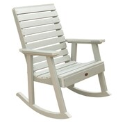 Highwood USA Weatherly Rocking Chair; Whitewash