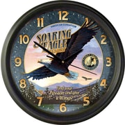 AmericanExpedition Soaring Eagle Resort 16'' Wall Clock