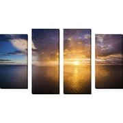 FramedCanvasArt 'Divinity' by Cameron Brooks 4 Piece Photographic Print on Wrapped Canvas Set