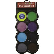 RUBY RED PAINT, INC. The Jumbo 2 Palette