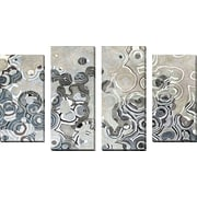 'Keep Watch Over You' by Mark Lawrence 4 Piece Graphic Art on Wrapped Canvas Set