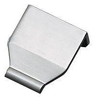 Richelieu Finger Pull; Brushed Nickel WYF078278020281