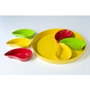 Yumi Eco Solutions Eco Bamboo Serving Tray Set