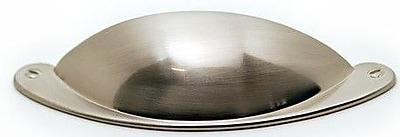 Richelieu 3'' Center Cup/Bin Pull; Brushed Nickel WYF078278020632