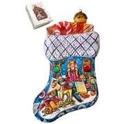 G Debrekht Derevo Christmas Gift Bag Stocking Ornament