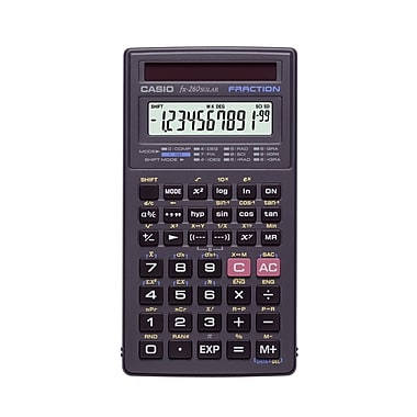 Casio® FX260 Scientific Calculator (144 Functions)