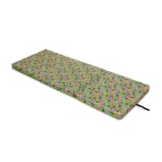 Elite Products Junior FX Poly Cotton Floor Mat; Happy Butterfly