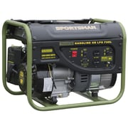 Sportsman 2000 Watt Portable Dual Fuel Generator