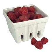 Artland Berry Basket (Set of 4); White