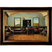 Tori Home Homer The Country School Canvas Art