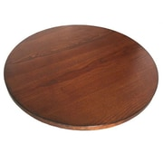 Container Wood Lazy Susan; Cherry