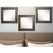 Rayne Mirrors Ava Bricks Wall Mirror (Set of 3)