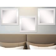 Rayne Mirrors Ava Wall Mirror (Set of 3)