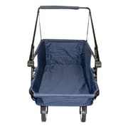 ImpactCanopy Folding Wagon Utility Cart; Blue
