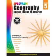 Spectrum Spectrum Geography Grade 5 Workbook (704660)
