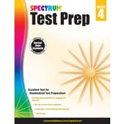 Spectrum Spectrum Test Prep Grade 4 Workbook (704684)