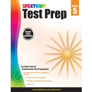 Spectrum Spectrum Test Prep Grade 5 Workbook (704685)
