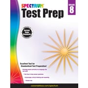 Spectrum Spectrum Test Prep Grade 8 Workbook (704690)