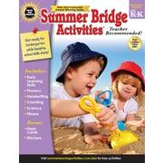 Summer Bridge Activities Summer Bridge Activities and Bridging Grades PK and K Workbook (704695)