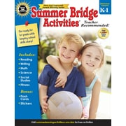 Summer Bridge Activities Summer Bridge Activities and Bridging Grades K and 1 Workbook (704696)