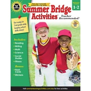 Summer Bridge Activities Summer Bridge Activities and Bridging Grades 1 and 2 Workbook (704697)