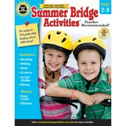 Summer Bridge Activities Summer Bridge Activities and Bridging Grades 2 and 3 Workbook (704698)