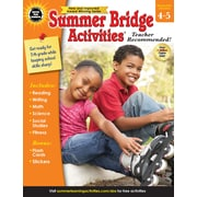 Summer Bridge Activities Summer Bridge Activities and Bridging Grades 4 and 5 Workbook (704700)