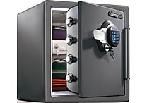 SentrySafe Electronic Fire Safe, 1.23 Cubic Ft. Extra Large Capacity
